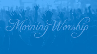 Sunday AM - Live Service